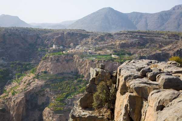 Adventurati Outdoors Jabal Akhdar - Oman - All Levels