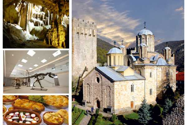 Explore Belgrade! HIGHLIGHTS OF GREAT MORAVA VALLEY