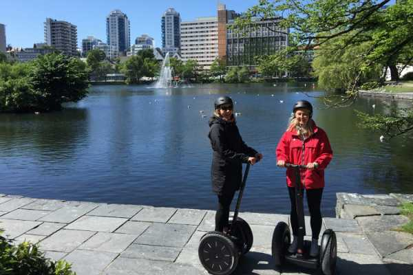 Segway Tours Norway 2. Segway Tours Stavanger
