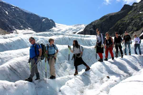 Swiss Alpine Guides Glacier Trek Special - Day Tour