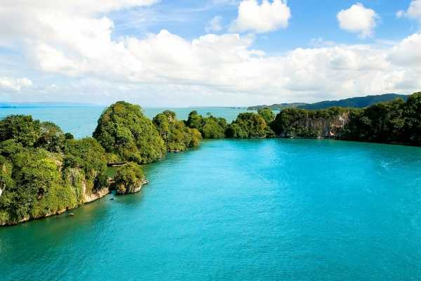 Tour Samana With Terry PUNTA CANA AREA EXCURSION: Two National Parks Tour Los Haitises+El Limon Waterfalls