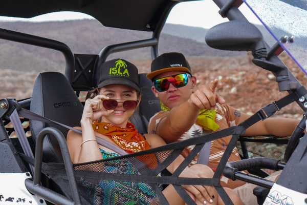 Fofoti Tours & Transfers Island Expedition UTV Adventure