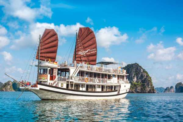 OCEAN TOURS Ocean Sails 3D2N 4 STARS - BAI TU LONG BAY