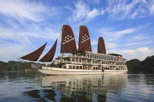 OCEAN TOURS Ocean Sails 3D2N - 5 stars cruise
