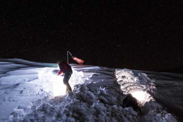 Outdoorlife Norway AS 2-day Snow Cave Trek