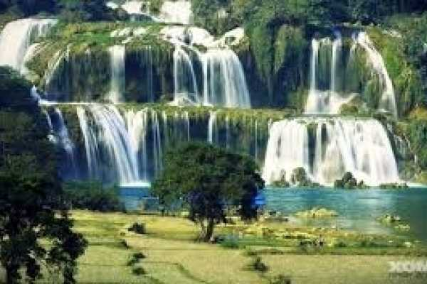 OCEAN TOURS Ban Gioc 3D2N  THE WATERFALLS AND CAVE
