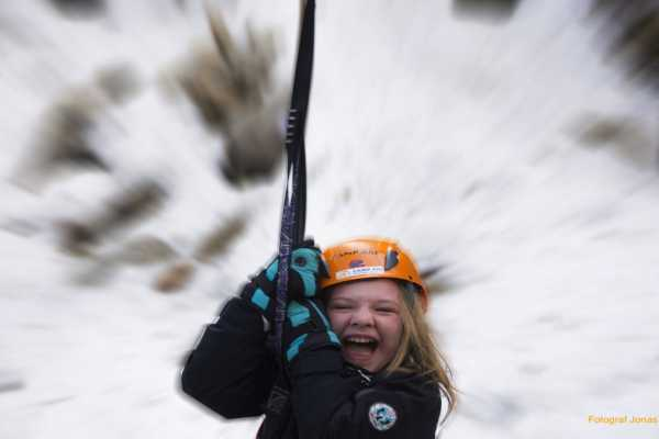 Puls Camp Åre Zipline Green