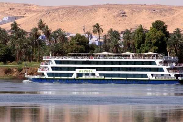 EMO TOURS EGYPT BUDGET ÄGYPTEN NILKREUZFAHRT TRIP VON ASSUAN NACH LUXOR FÜR 4 TAGE 3 NÄCHTE MS ALYSSA
