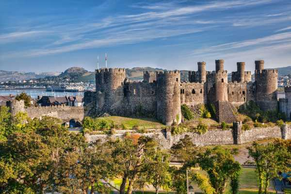 Cambria Tours Castles of Wales