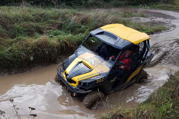 Offroad Driving - on your bucket list as well?