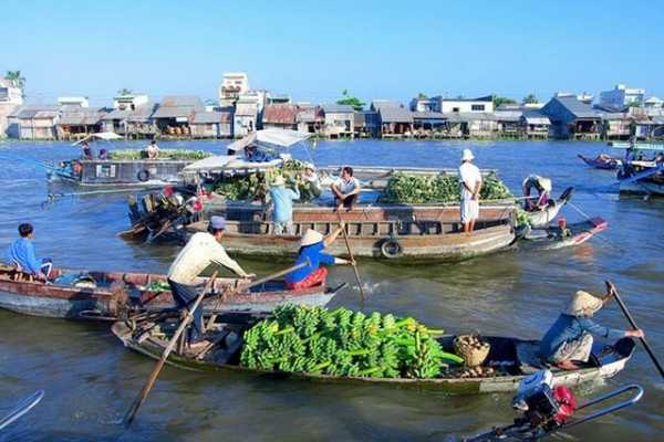 OCEAN TOURS MEKONG DELTA  2 DAYS  LUXURY