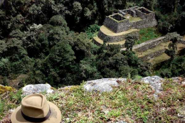 Conde Travel 2 Days Inca Trail to Machu Picchu