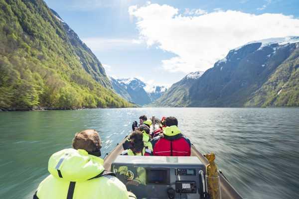Nærøyfjorden RIB Tour