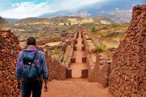 Conde Travel Aventura en Peru 12D/11N