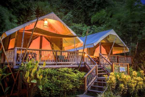 AMICI MIEI PHUKET TRAVEL AGENCY 2 GIORNI KANCHANBURI ALL'HINTOK RIVER CAMP