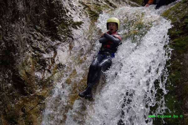 Raftingvilág Kft Canyoning & Zipline