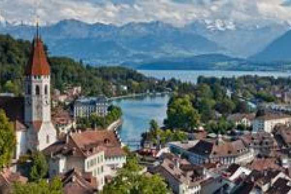 "mobileo Schweiz Classic-Tour ""Thuner Schätze"""