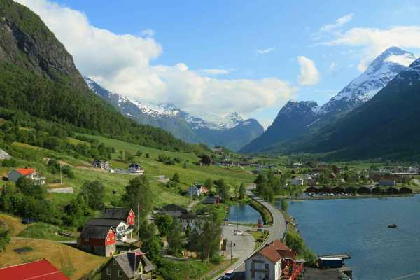 Norway Excursions Olden le majestueux Geirangerfjord