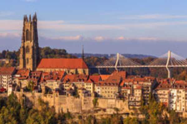 """mobileo Schweiz Classic-Tour """"Brücken von Freiburg"""""""