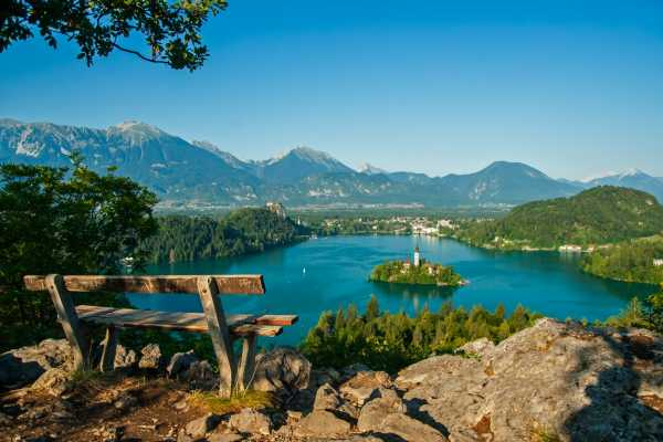 Ride around Bled & Emerald river