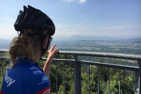 Ride around Lubiana e MTB Rašica