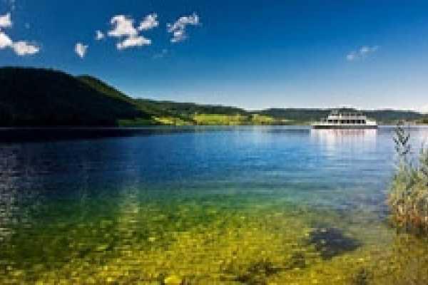 """mobileo Schweiz Classic-Tour """"Ägerisee und Morgarten"""""""