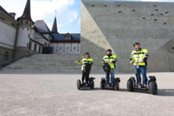 """mobileo Schweiz Spezial Tour Bern """"ab ins Grüne"""" 2.5 Std."""