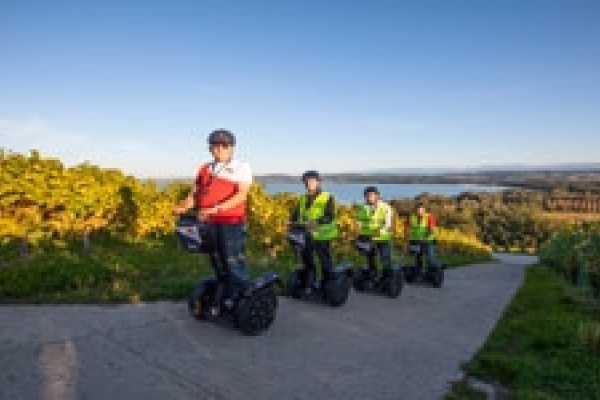 "mobileo Schweiz Spezial-Tour ""Mont Vully"""