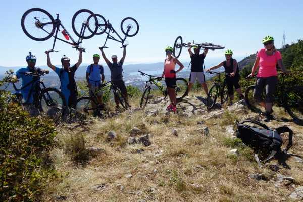 Ride around Il tour in bici a vostra scelta