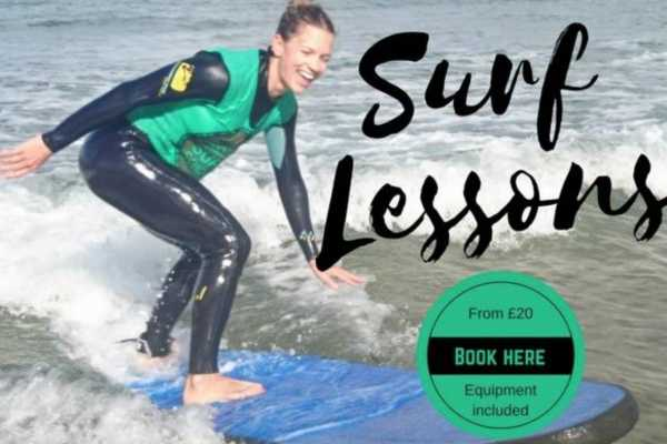 2 Hours Surf Lesson