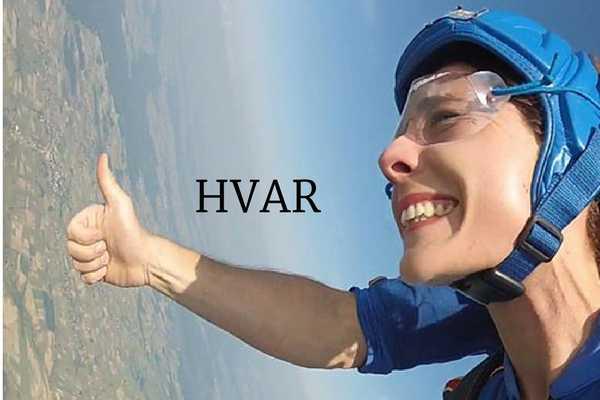 SKYDIVE ADRIA - HVAR