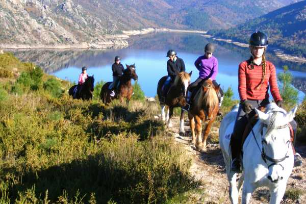 Gerês Holidays 2h Horse Riding