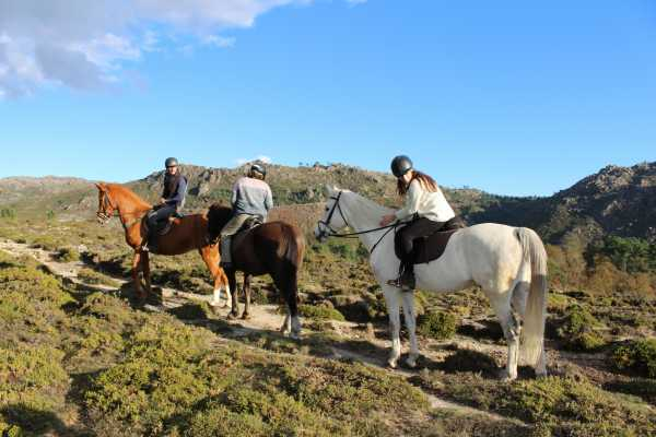 Gerês Holidays 1 day horse ride - Villages' Trail