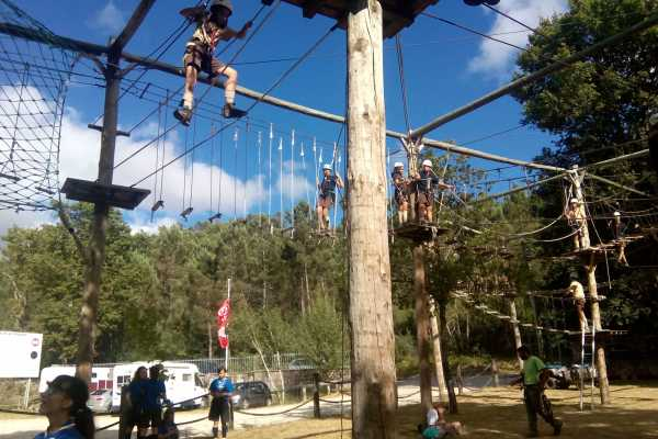 Gerês Holidays Adventure Camp