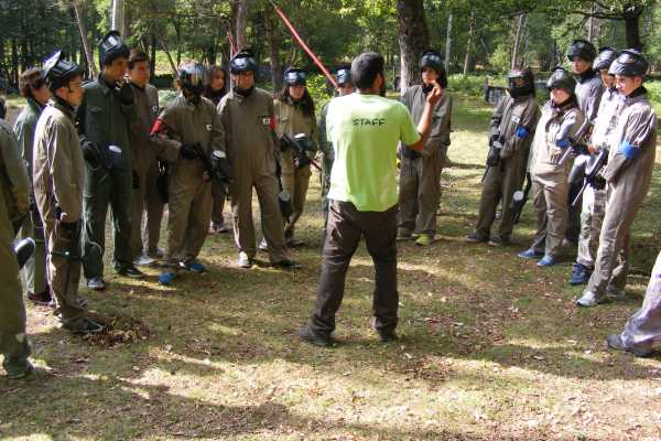 Gerês Holidays Paintball