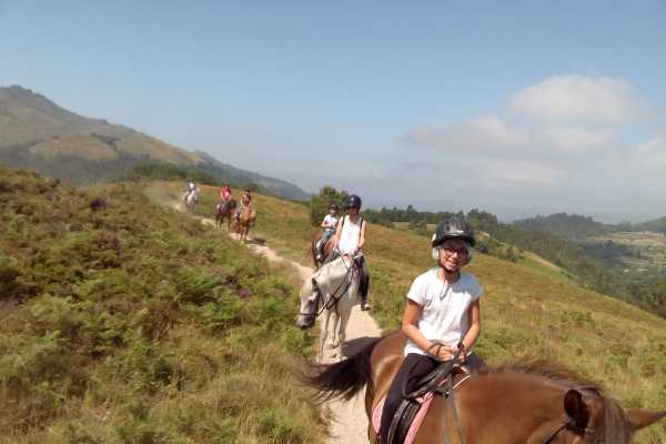 Gerês Holidays 30min Horse Riding