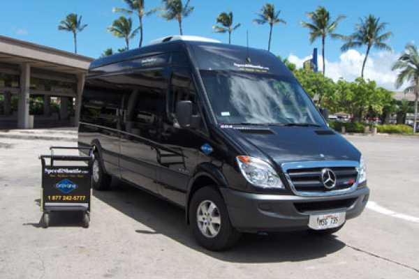 Dream Vacation Builders Honolulu, Hawaii Airport Transfers