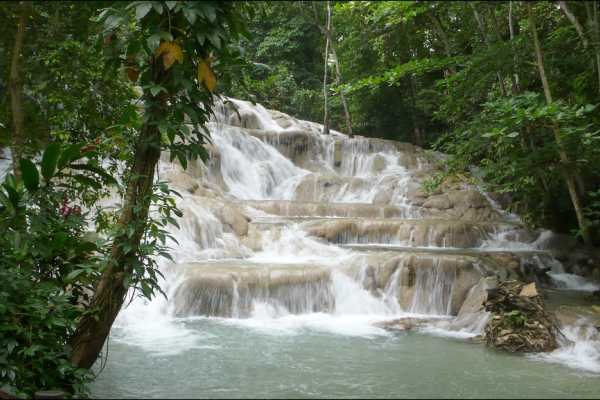 Route 876 Tours Dunn's River Falls and Ocho Rios Day Excursions form Montego Bay
