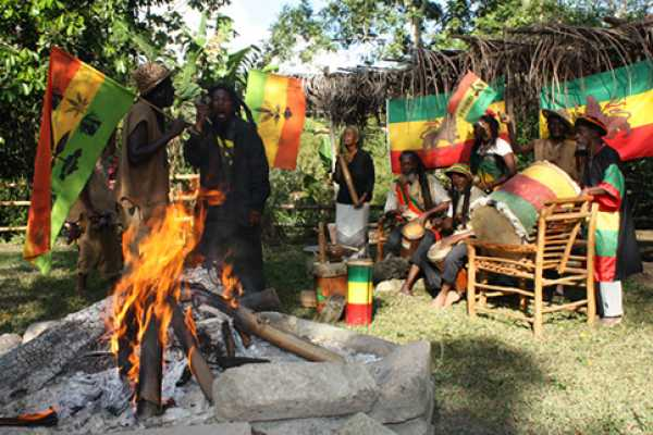 Route 876 Tours Rasta Indigenous Villiage Tour from Ocho Rios