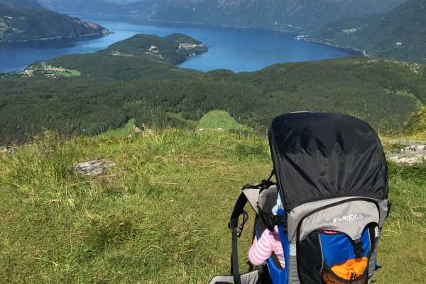 Gloppen Aktiv Guided hiking