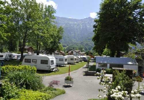 TCS Camping Bönigen ****