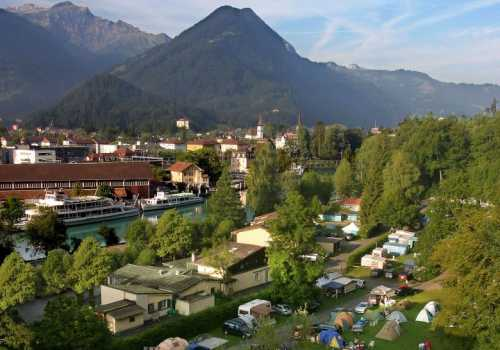 TCS Camping Interlaken ****