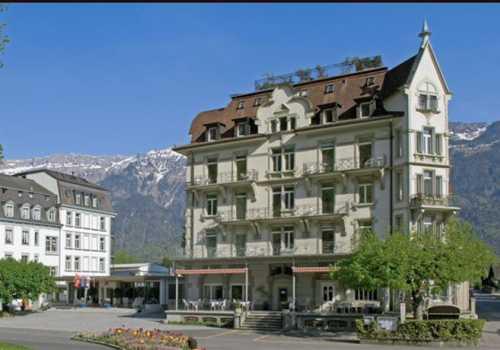 Hotel Carlton Europe