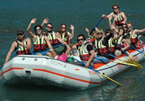 Aare Float Trip