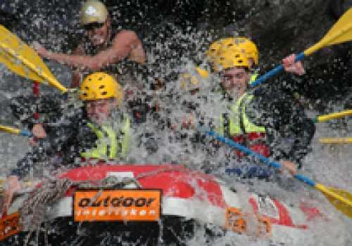 Rafting Lütschine