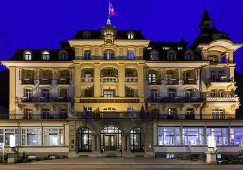 Hotel Royal St. Georges