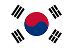 Korean Language Flag