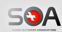 Outdoor Interlaken Swiss Outdoor Association Logo
