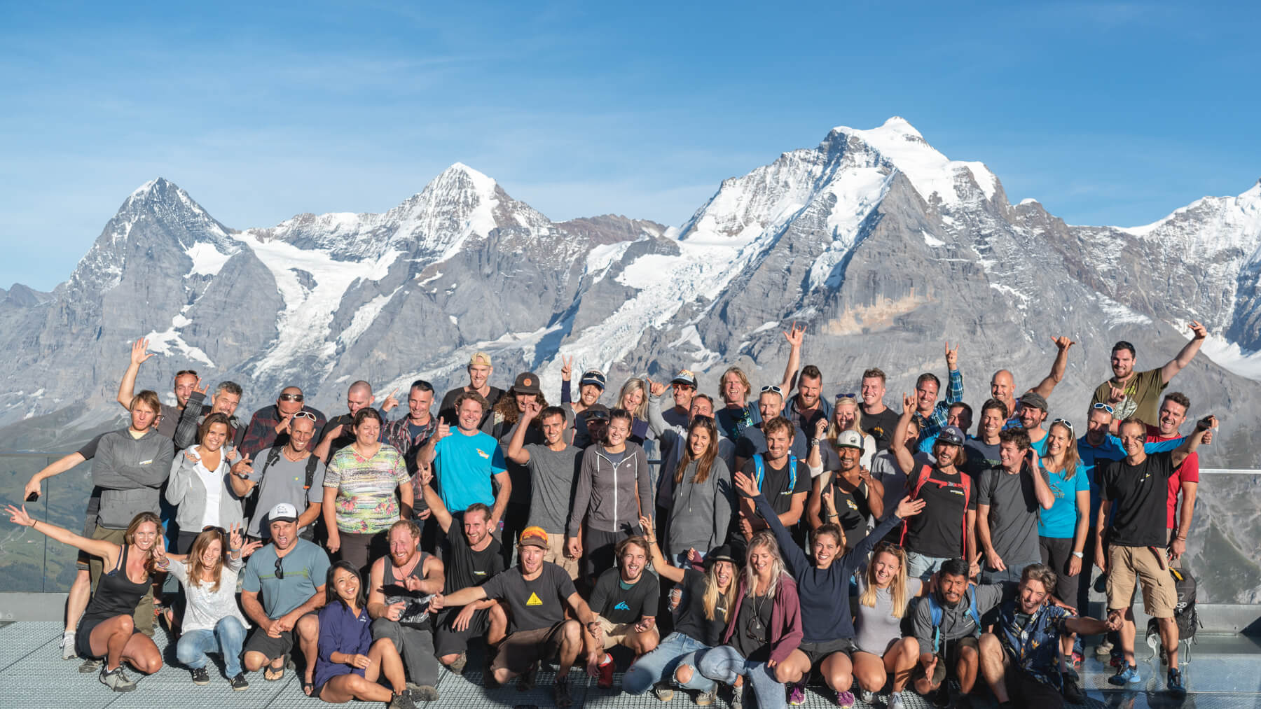 outdoor interlaken staff