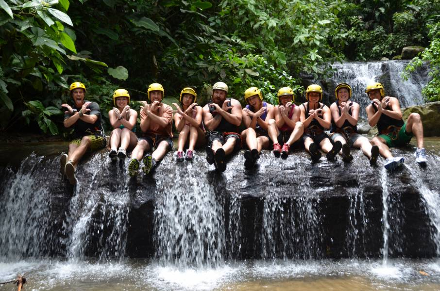 Costa Canyoning